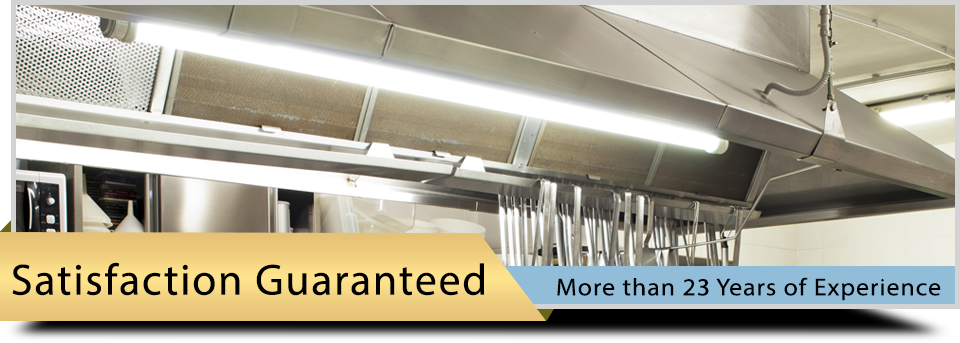 Satisfaction is Guaranteed When You Trust Master Blaster Cleaning with Kitchen Hood Cleaning in Cleveland, TN